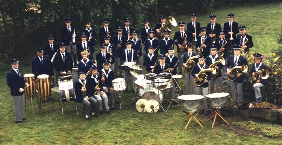 Hauptorchester 1988