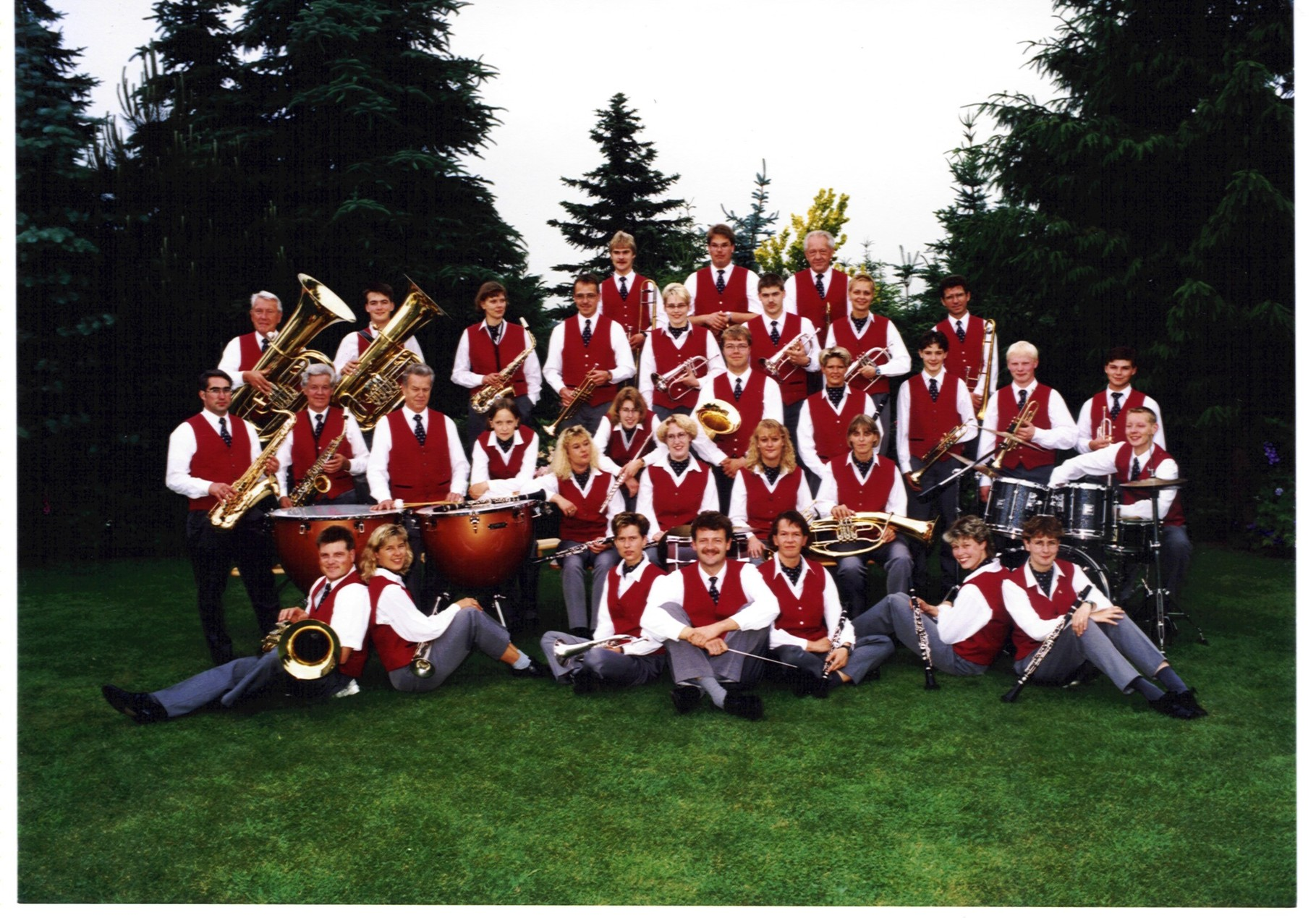 Hauptorchester 1998