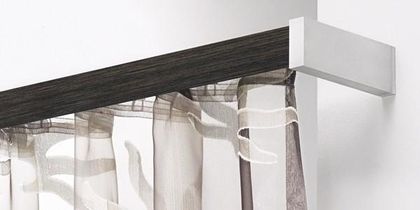 Vorhangschienen aus Aluminium, mhz