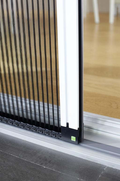Neher-Insektenschutz-Plissee für Türen