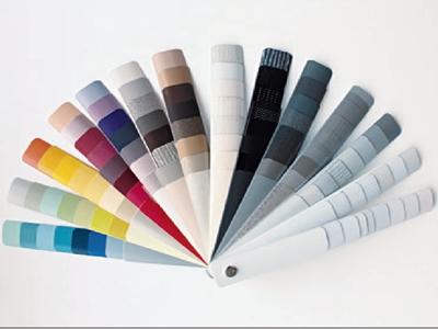 Jalousien aus Aluminium mit großer Farbauswahl