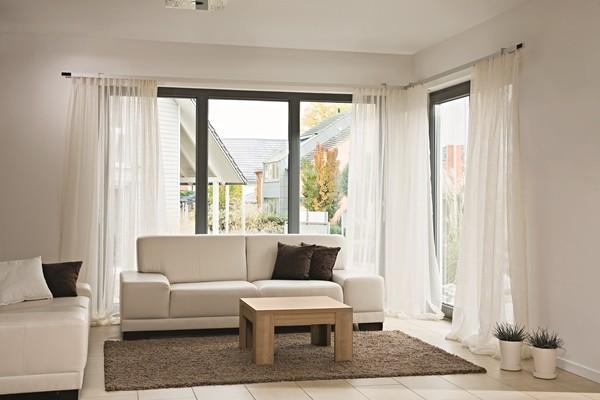 Vorhangstoffe für Wohnzimmer, mhz
