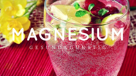 Wie Sie kostengünstig Ihre Magnesiumversorgung verbessern - Senmotic ...