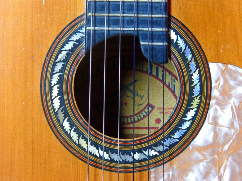 1971 Requinto panchito Quintana