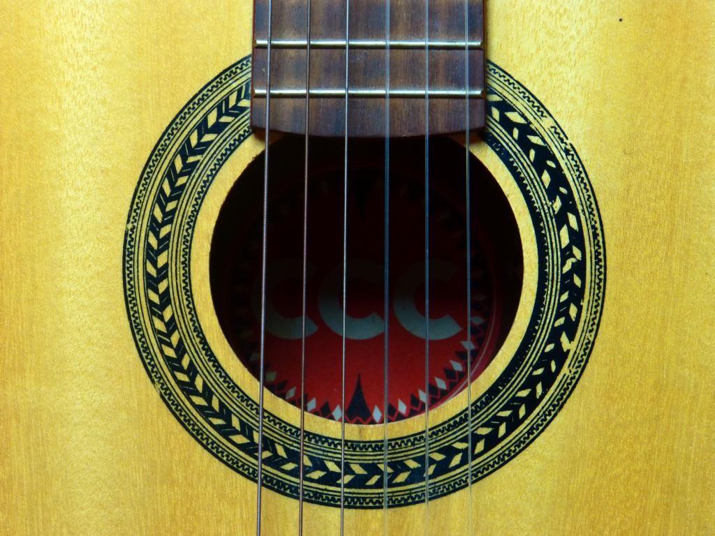 1968 Guitarra CCC