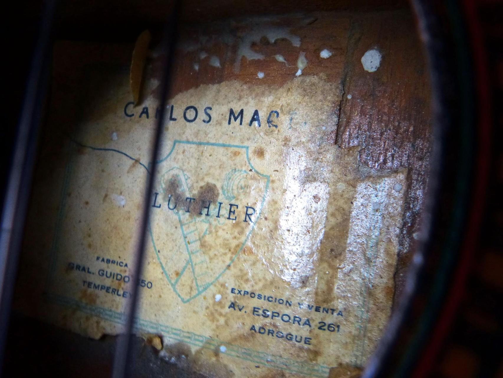 1978 Requiton Carlos Mar...