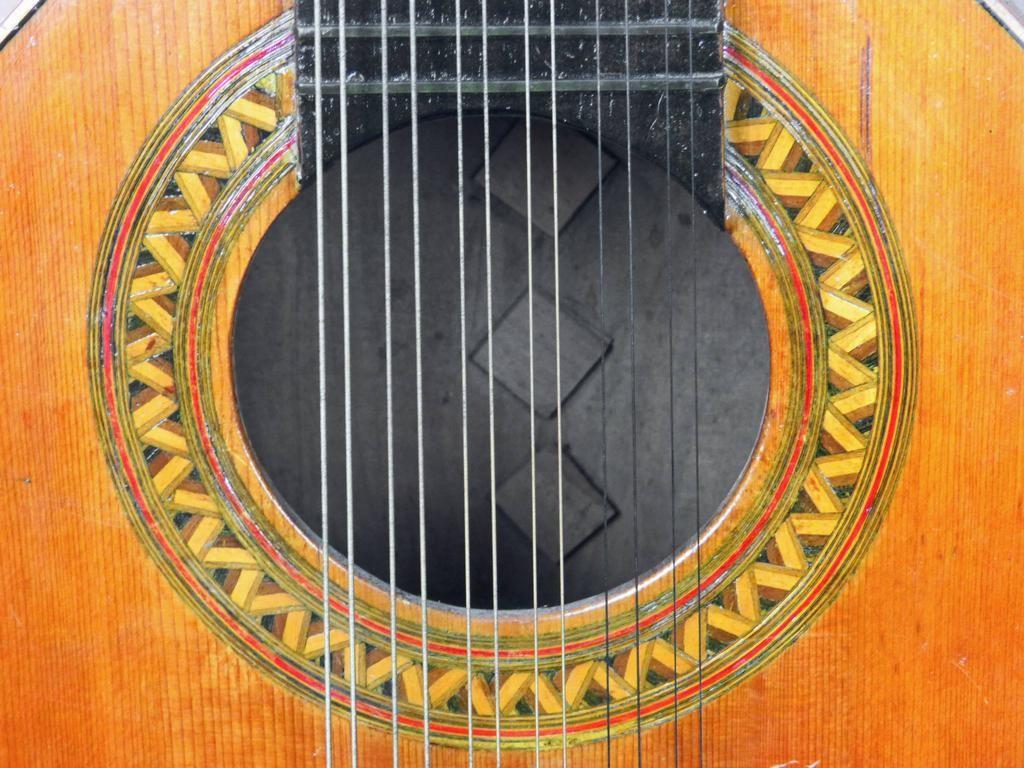 1950 Bandurria anónima