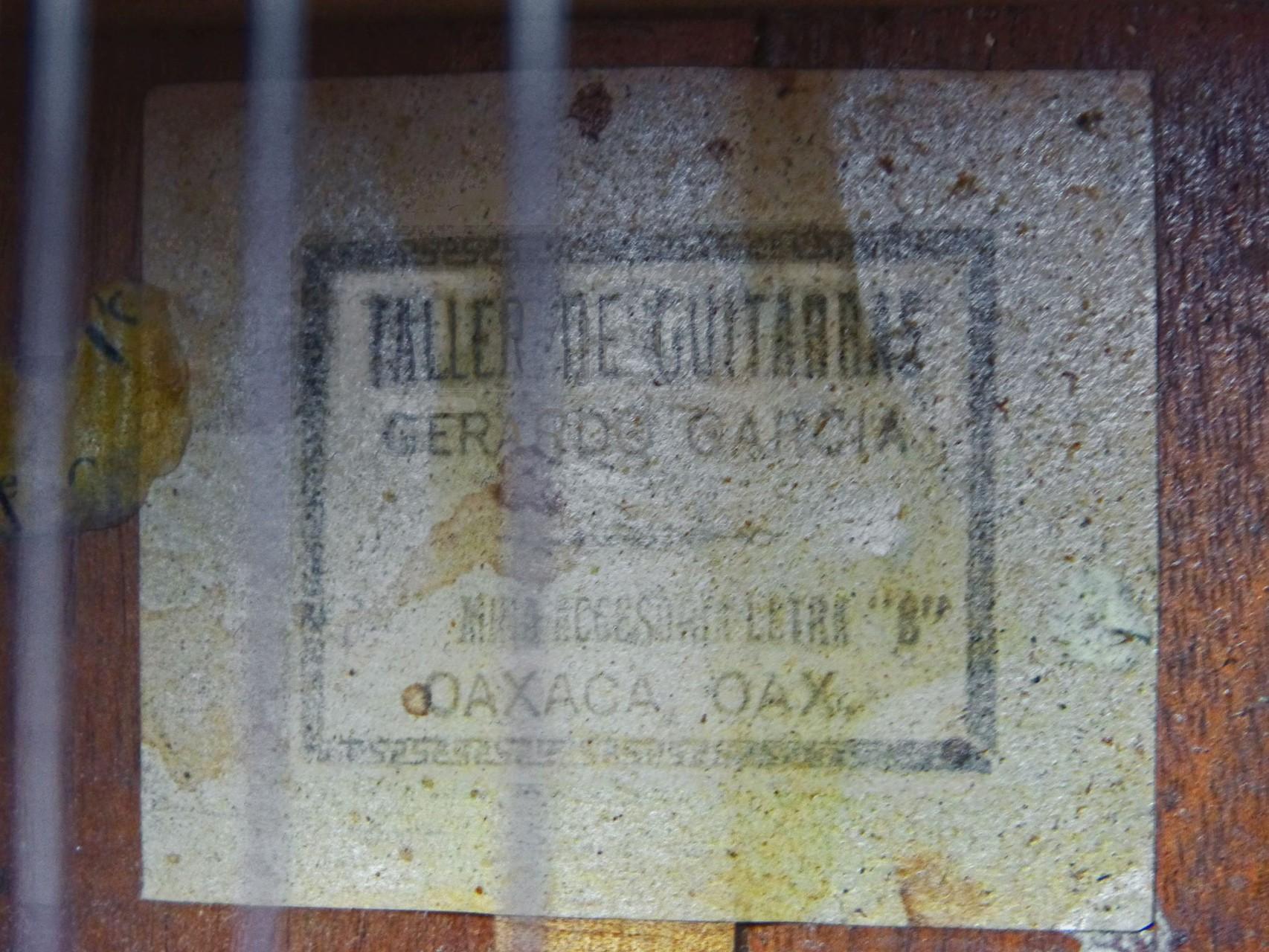 1900 Guitarra de 10 cuerdas