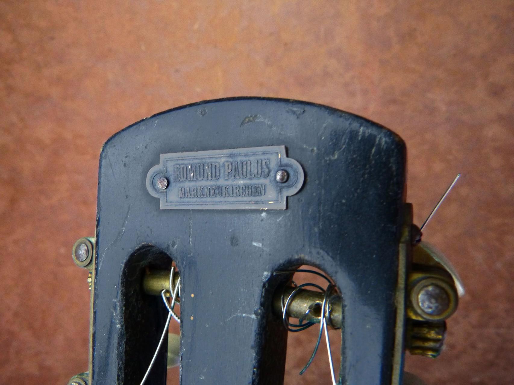 ca 1940 Acústica
