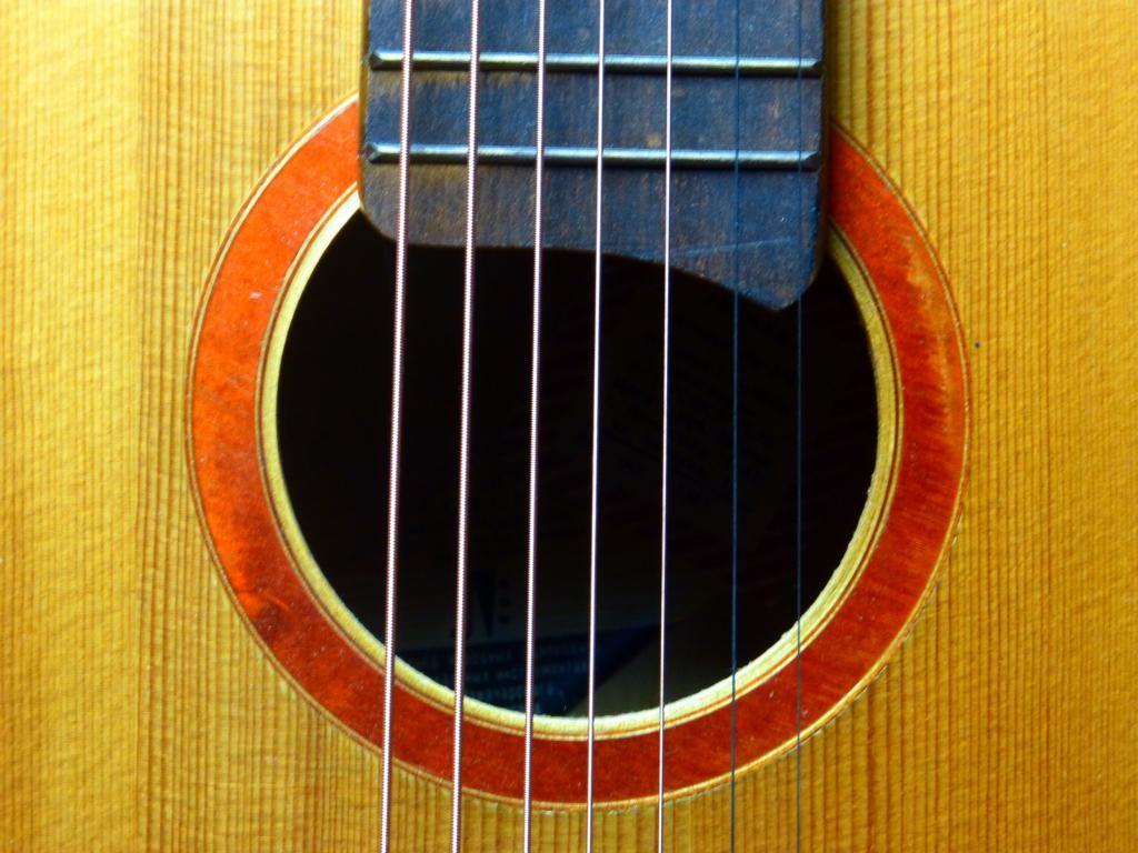 1979 Guitarra rusa URSS
