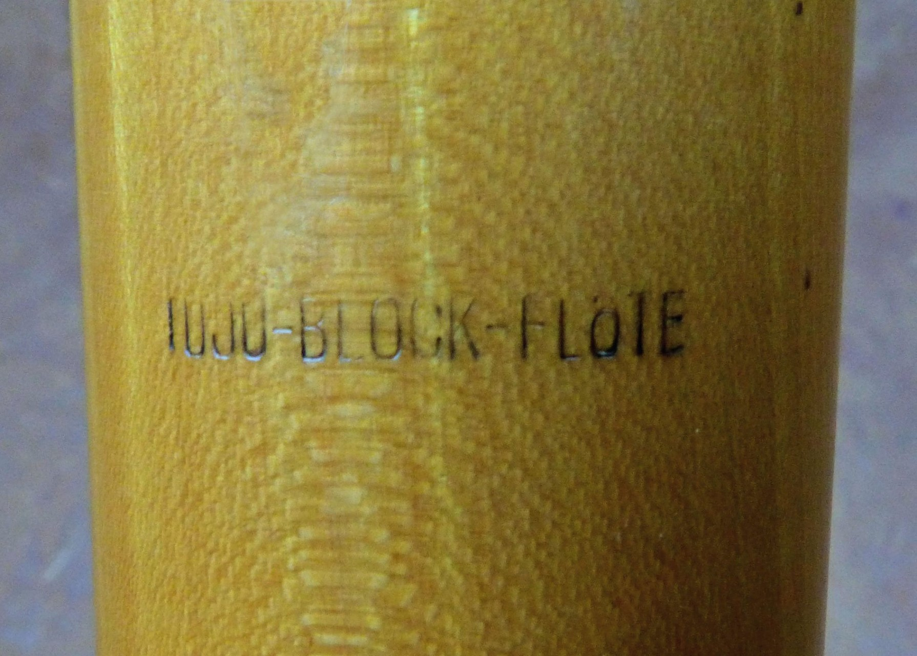 1950 1960 Flauta bajo Moek