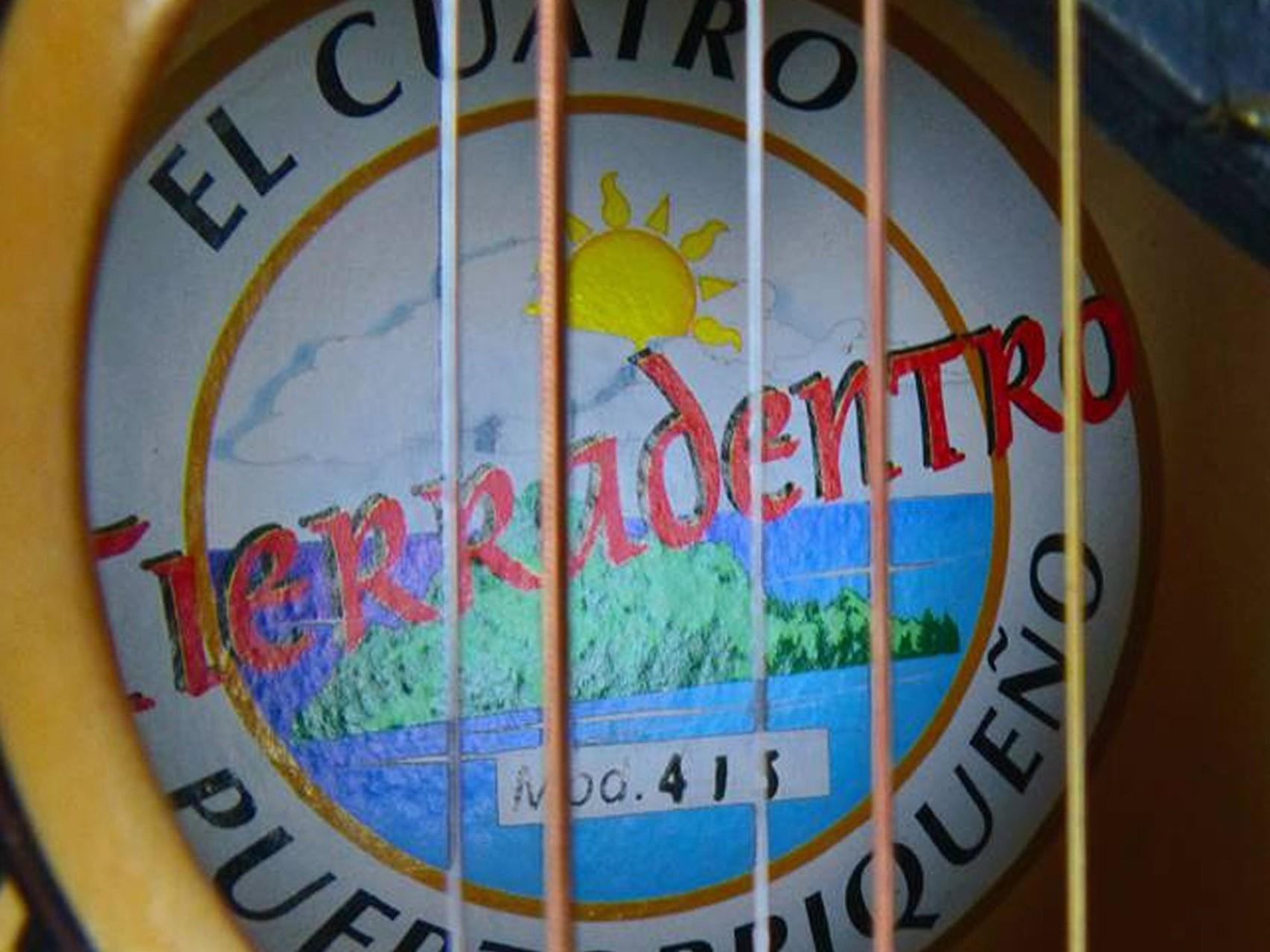 2005 Cuatro Puertorriqueño Tierradentro
