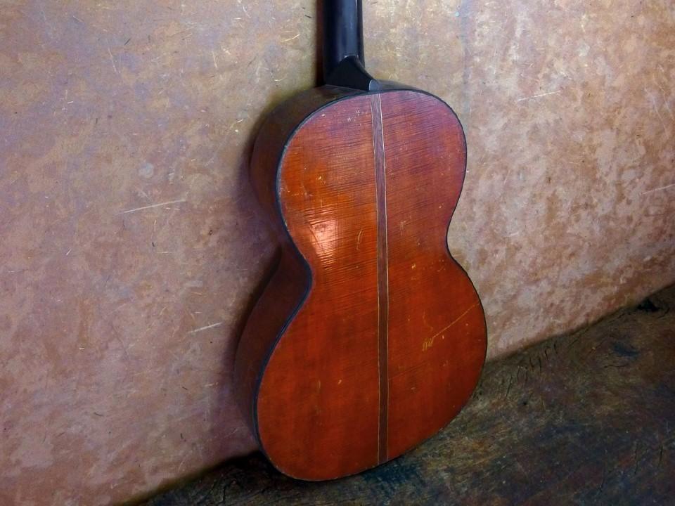 ca 1900 Guitarra romántica