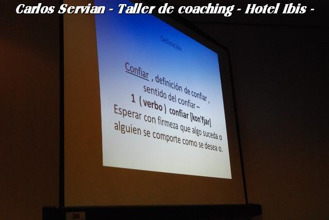 Taller de Coaching en Hotel Ibis