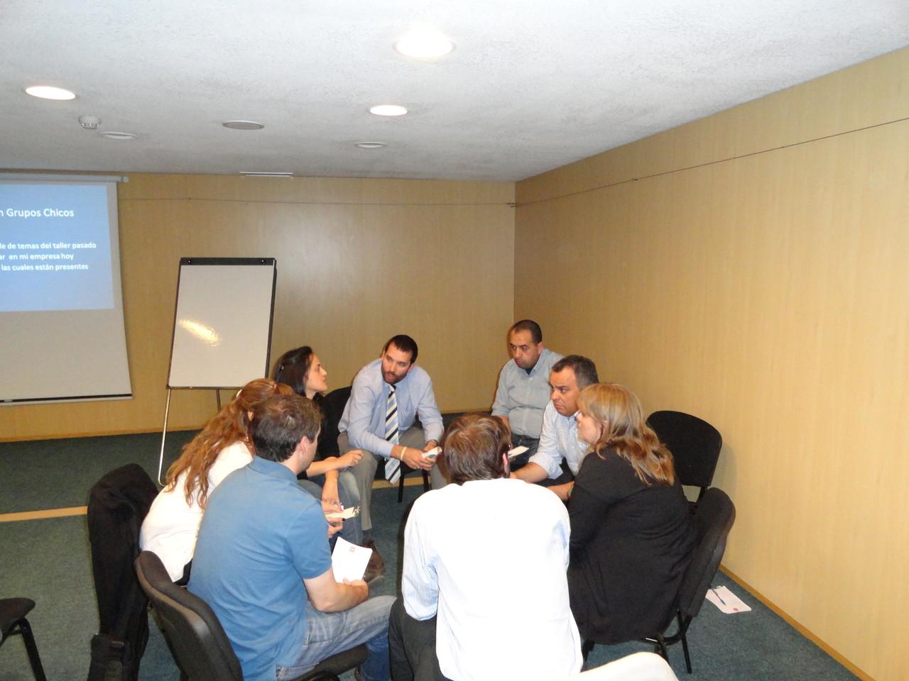 Taller de Coaching Empresarial en Uruguay