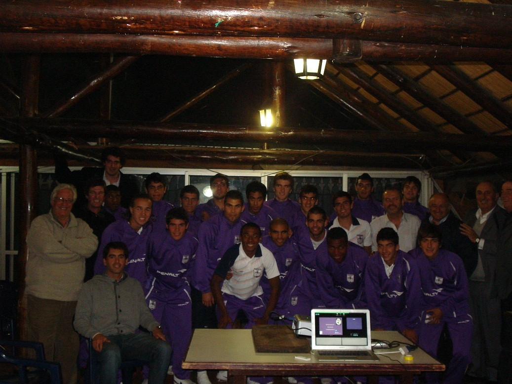 Taller de Coaching Deportivo en Defensor Sporting