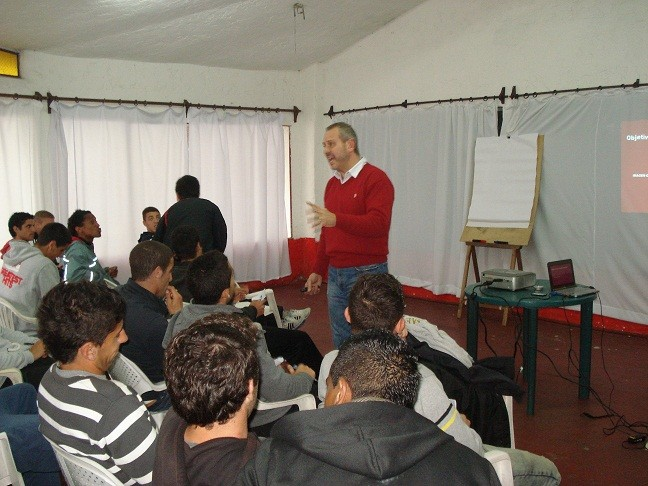 Taller de Coaching Deportivo en Rentistas