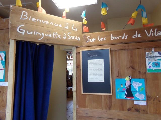 Bienvenue dans la Guinguette à Sonia !