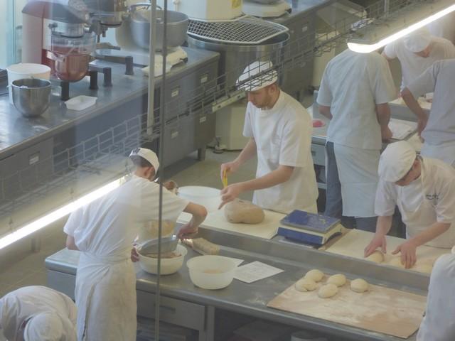 En boulangerie
