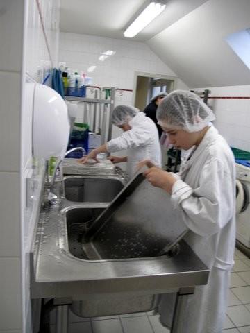 Ranger et laver la vaisselle