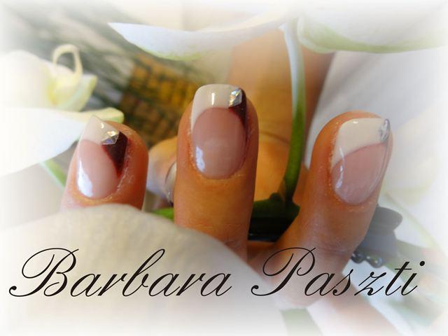 Pearl Farbgel Arbeit von Barbara Wyss