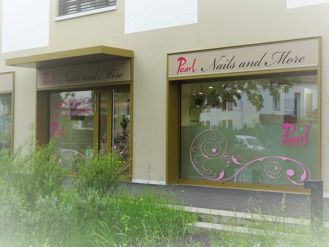 neue Räumlichkeiten für das Pearl Nails and More Nagelstudio in Burgdorf