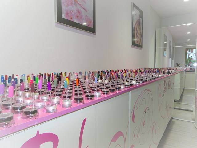 sehr grosse Auswahl von Pearl Farbgelen im Pearl Nails and More