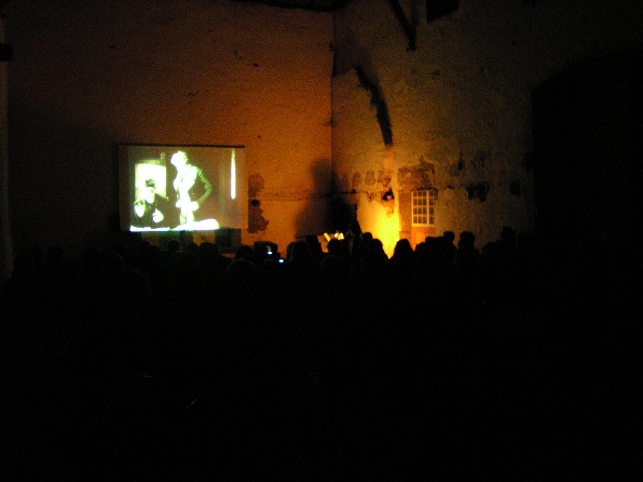 Le premier ciné-concert des Utopies : Nosferatu de Murnau, accompagné par Pascal Pistone et Fabien Chouraki