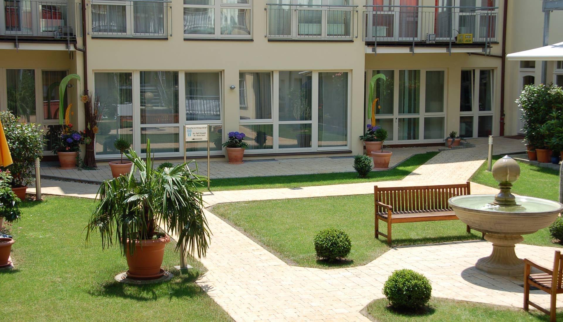Praxisgebäude Erlangen