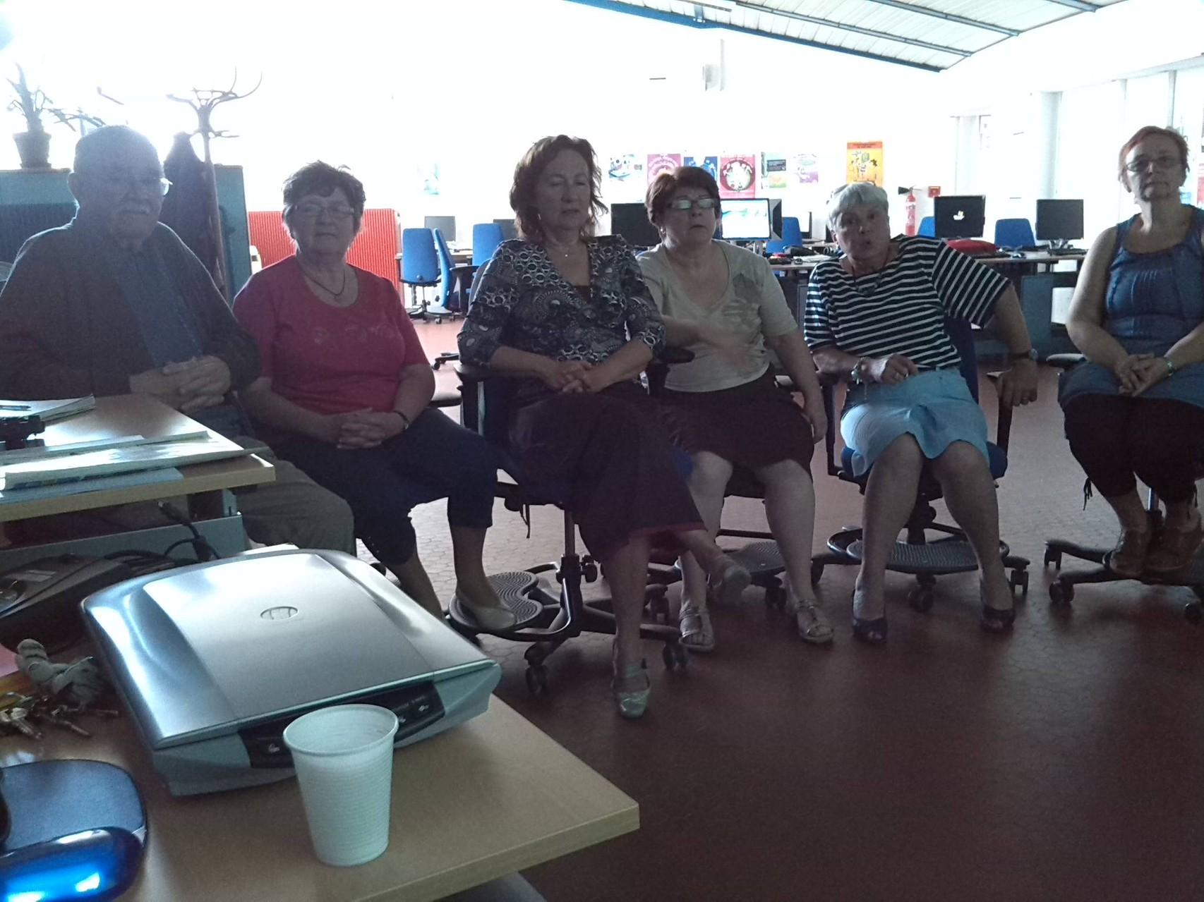 Participants du 25/6/14