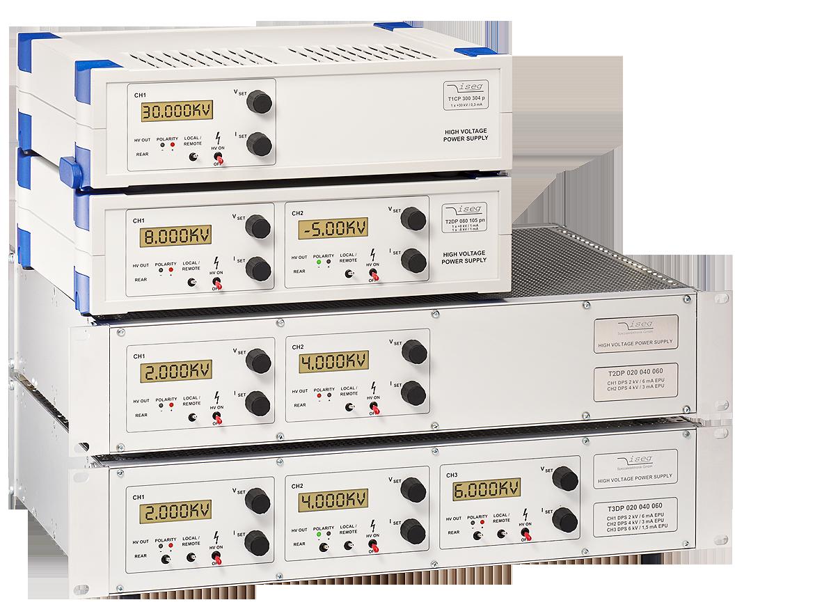 Multi Channel AC/DC Laboratory HV Supplies