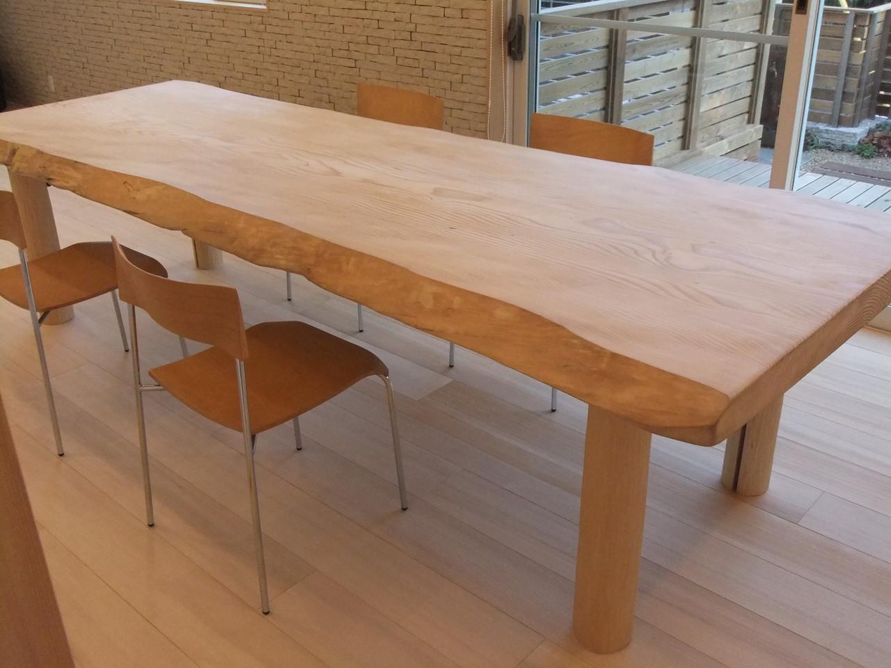 本モミ特大テーブル