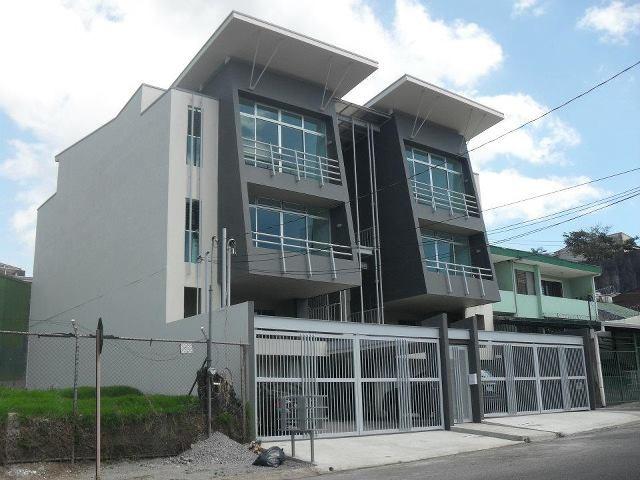 Complejo de apartamentos, Curridabat 2011
