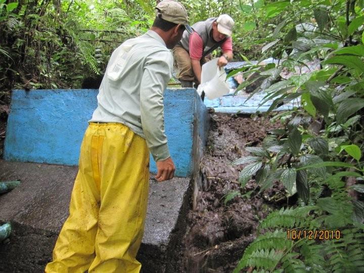 Diganóstico técnico para aprovechamiento de agua, Alvarado (2010)