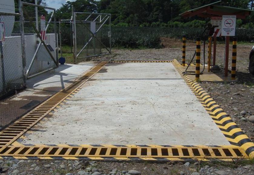 Estación de autoconsumo, Horquetas (2012)