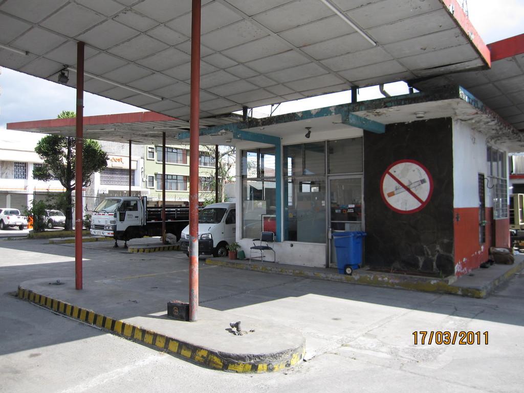 Visita técnica e inspección ocular, San José ()2011