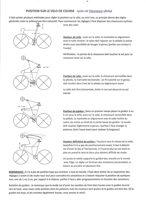 Fleurance Une Position Votre Ufolep Sur Meilleure Vtt Pour VéloCyclo 0OkwPn