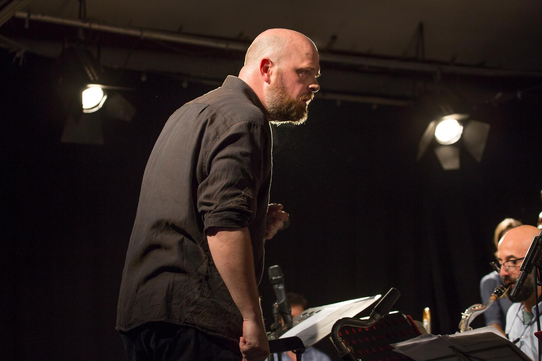 Jörn Markussen-Wulff, Bandleader und Trombone