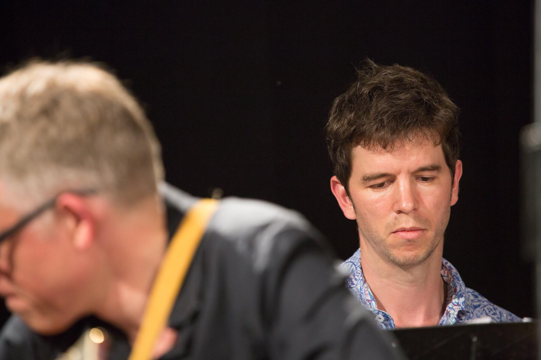 Eike Wulffmeier, Klavier