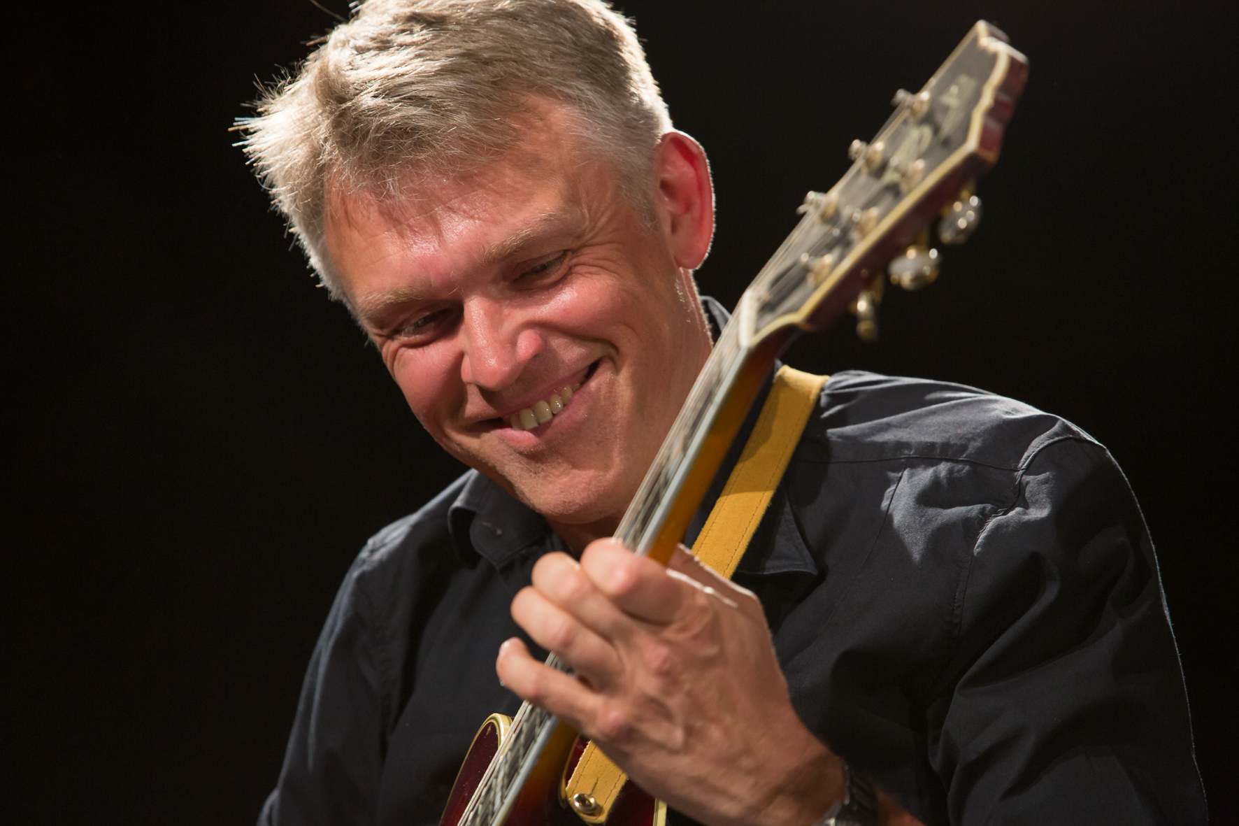Klaus Spencker, Gitarre