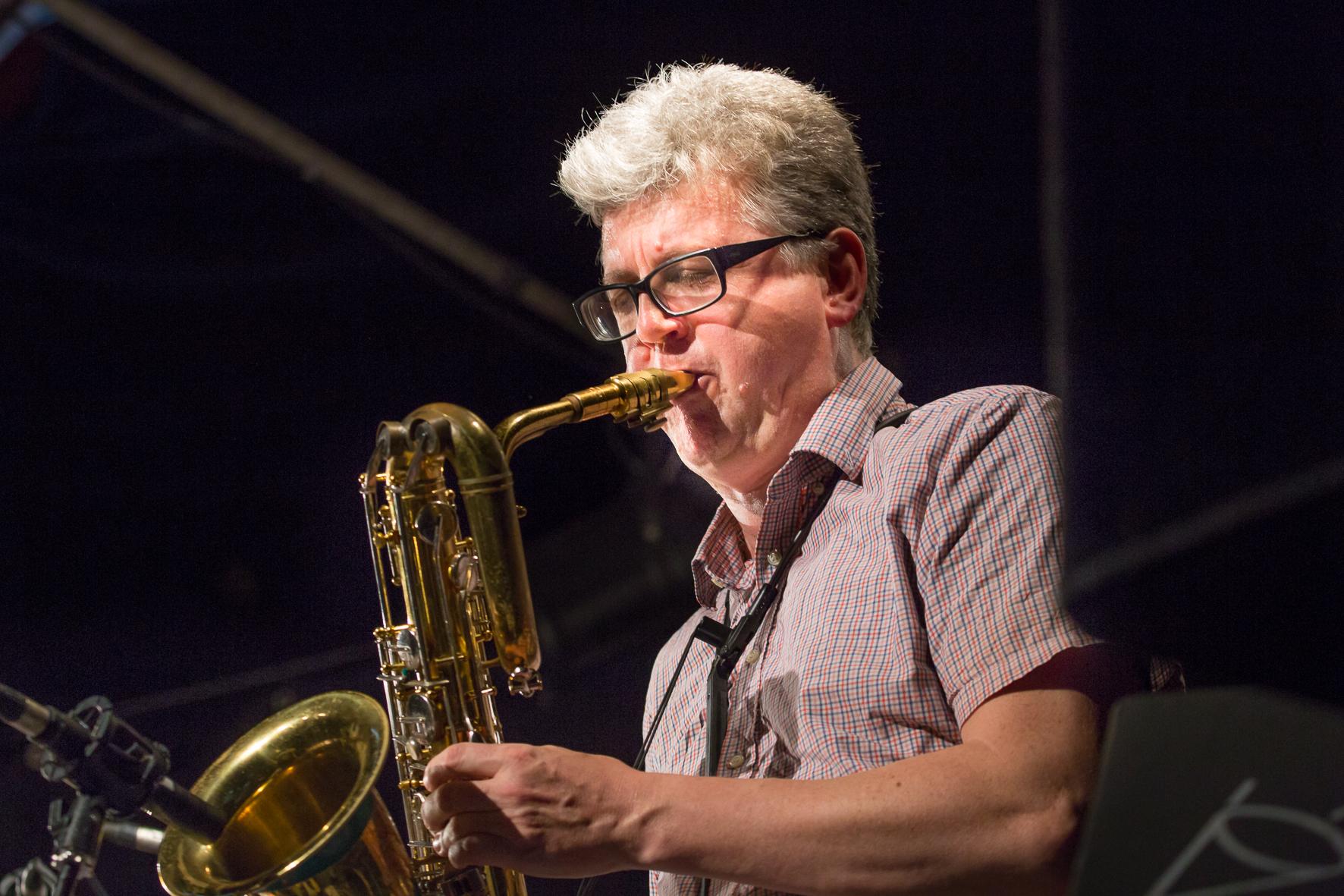 Felix Petry, saxophon