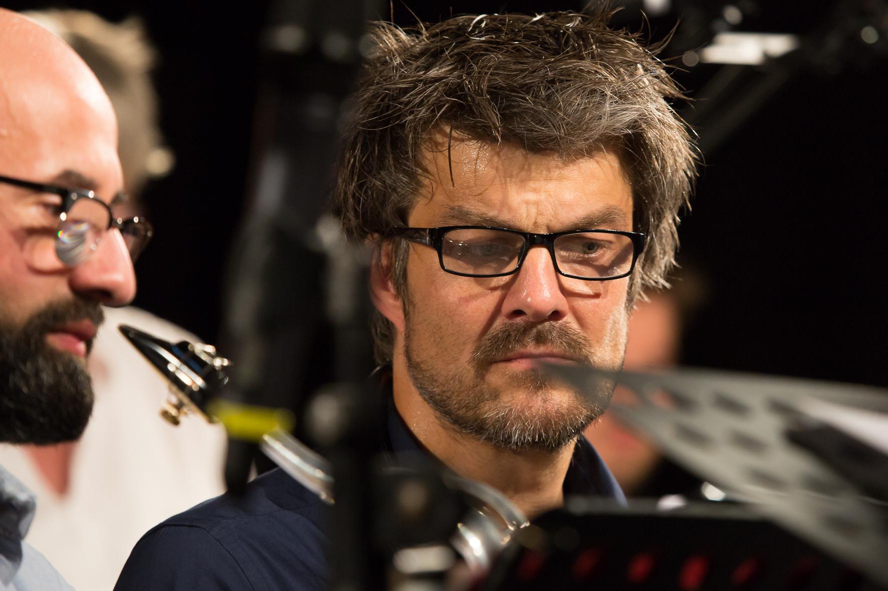 Lars störmer, Saxophon, Flöte und Bassklarinette