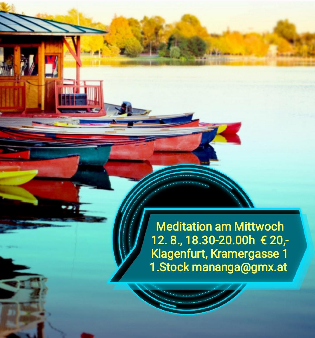 Offener Meditationsabend