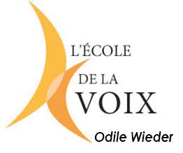 Logo L'école de la Voix - formation professionnelle certifiante - formation en expression vocale