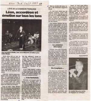 Article oresse Concert Accordéons-nous