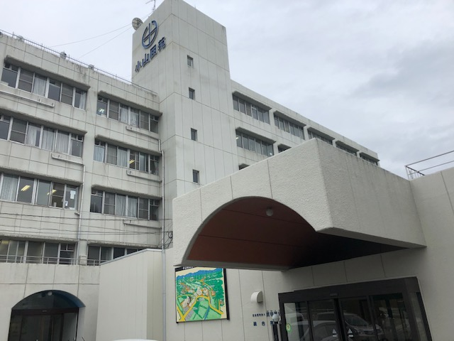 青山里会の本部 / Centro de Seizanrikai