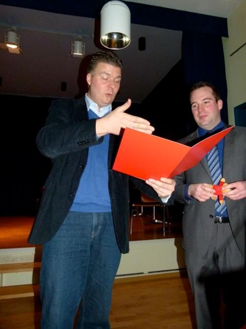 Geehrt werden Mitglieder für 10, 25, 40 und 50 Jahre Mitgliedschaft in der SPD