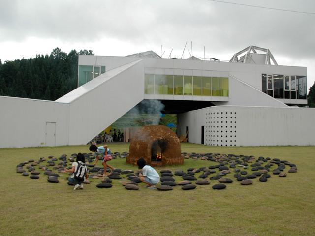 土の音 越後妻有アートトリエンナーレ2006