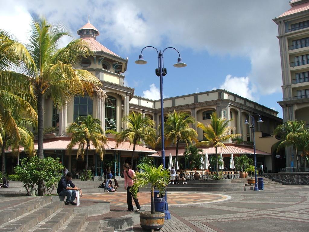 Caudan Port-Louis