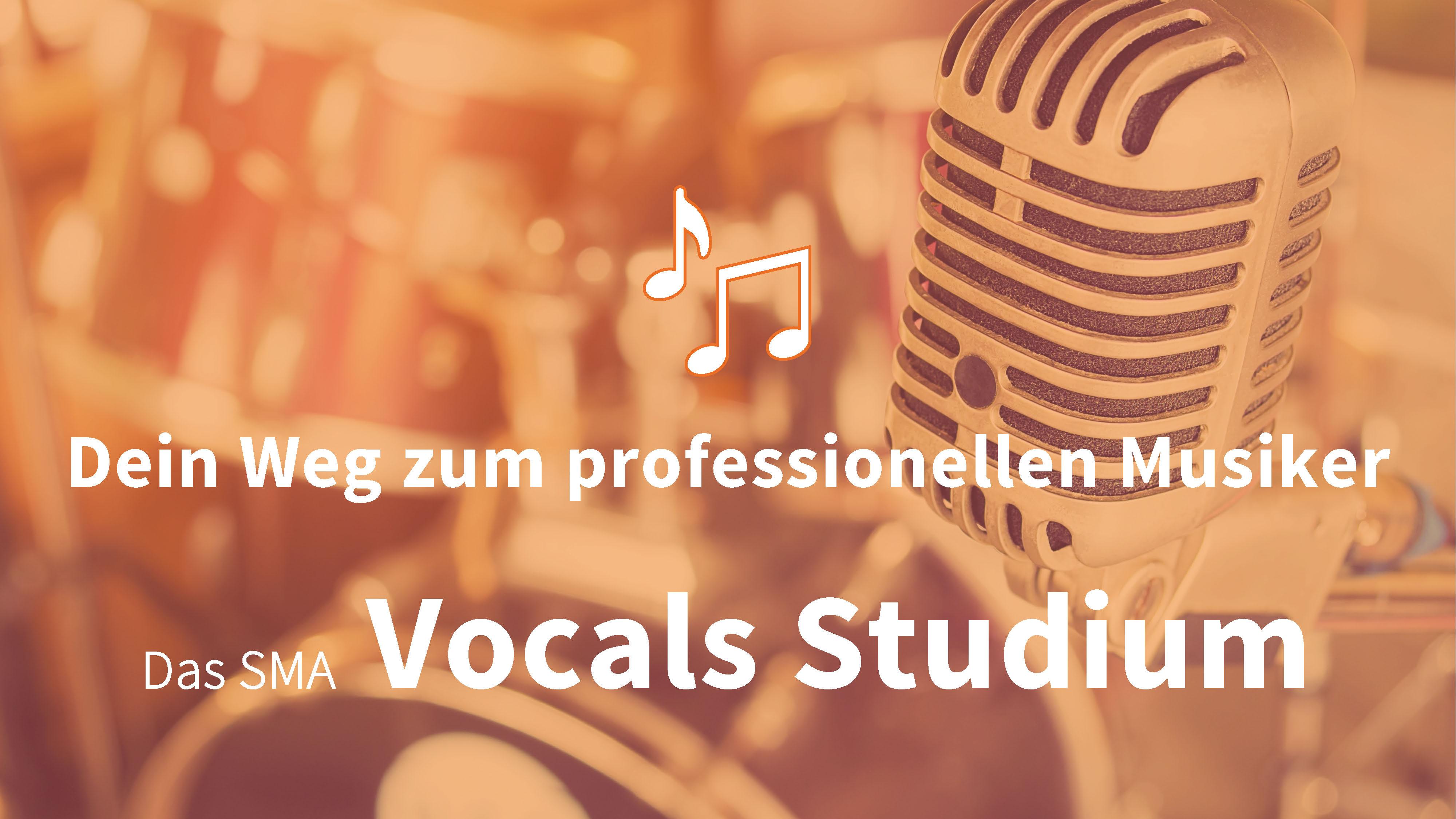Vocals  Academy